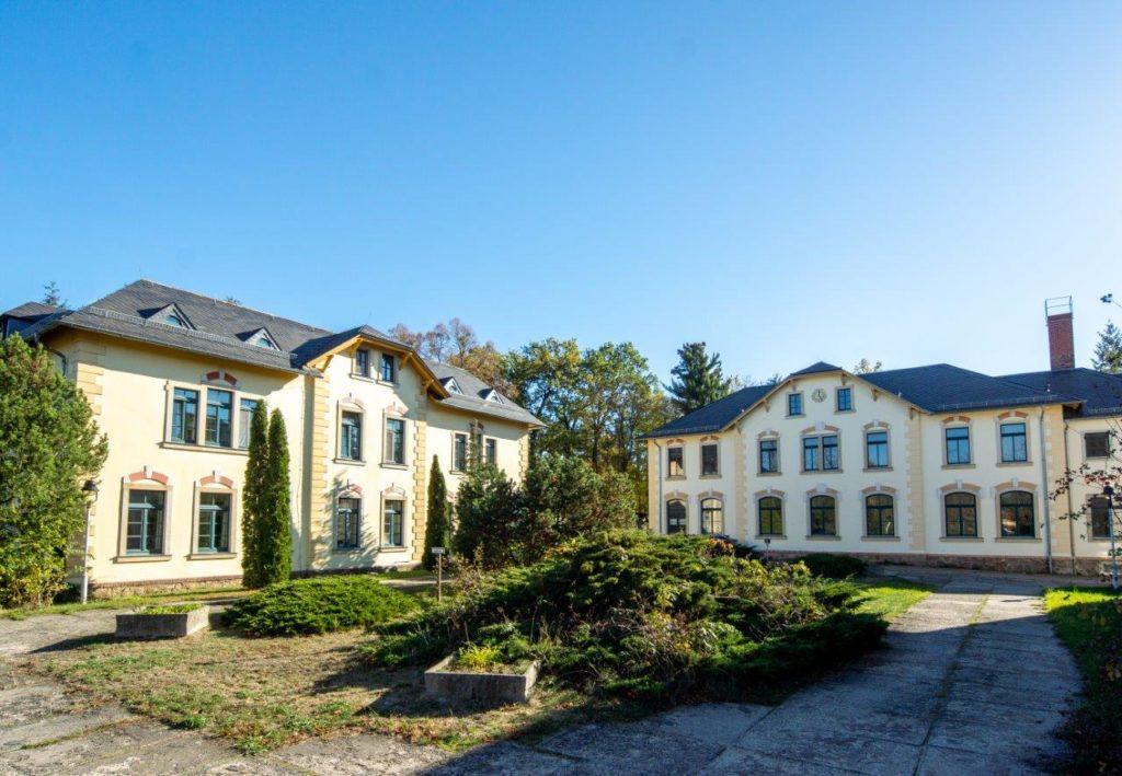 """Evangelische Schule für Sozialwesen """"Hans Georg Anniés"""" in Moritzburg"""